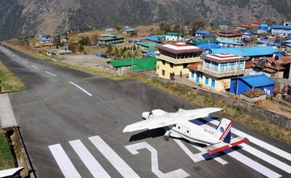 Perierga.gr-25 παράξενα και επικίνδυνα αεροδρόμια