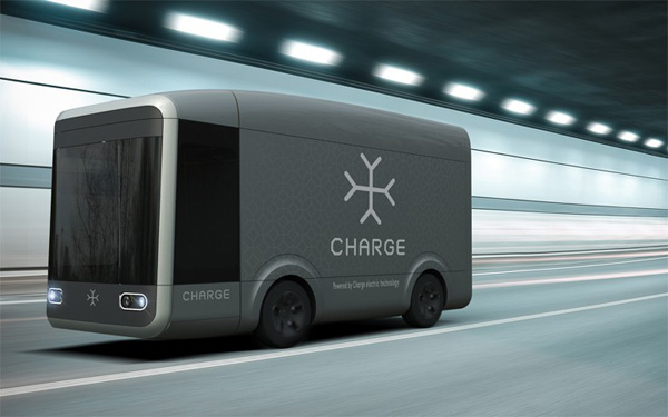 Perierga.gr-Τα φορτηγά του μέλλοντος είναι ηλεκτρικά και συναρμολογούνται σε 4 ώρες