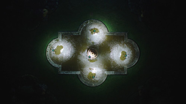 "Perierga.gr-Έρχεται ο ""ιπτάμενος"" φωτισμός με drones"