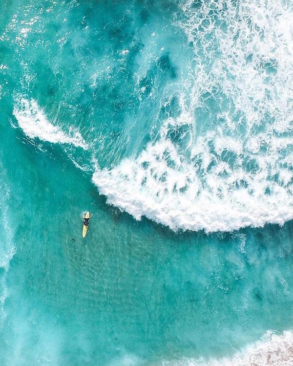 perierga.gr - Υπέροχες φωτογραφίες ακτογραμμών ενός 20χρονου με drone!