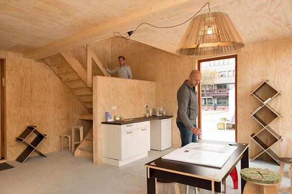 Perierga.gr-Διαγωνισμός σχεδιασμού κατοικιών για πρόσφυγες στην Ολλανδία