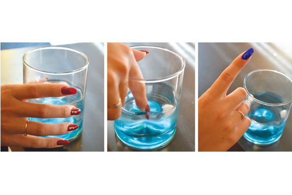 Perierga.gr-Μανό κατά του βιασμού: Αλλάζει χρώμα όταν είναι πειραγμένο το ποτό