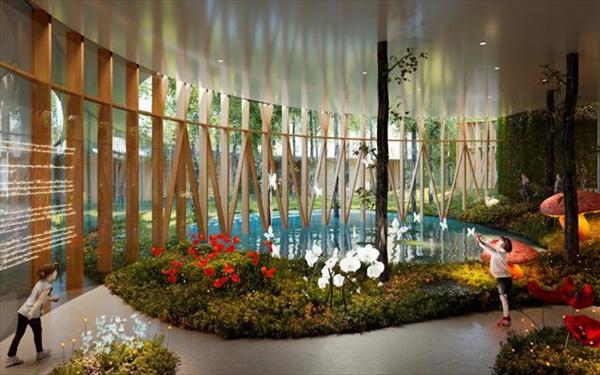 «Παραμυθένιο» μουσείο αφιερωμένο στον Χανς Κρίστιαν Άντερσεν