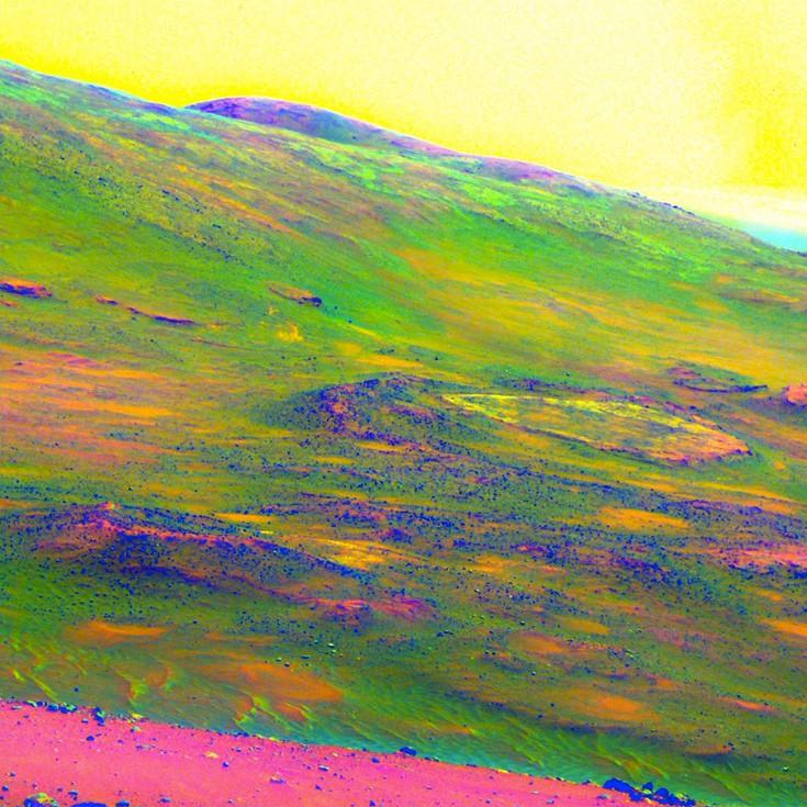 perierga.gr - Μοναδικά τοπία του Άρη από τη NASA!
