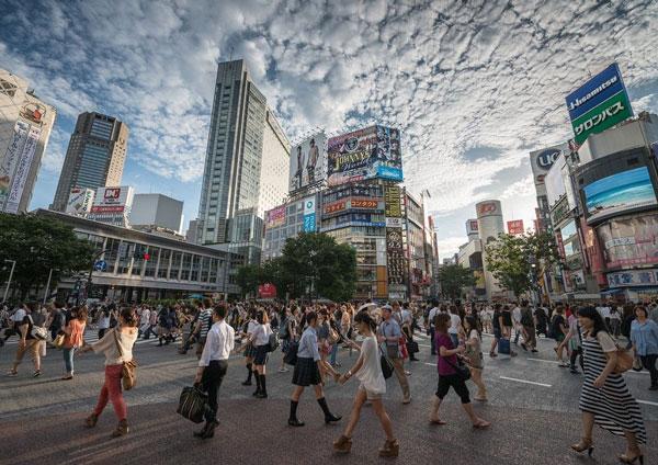 perierga.gr - Shibuya: Η πιο πολυσύχναστη διάβαση πεζών στον κόσμο!