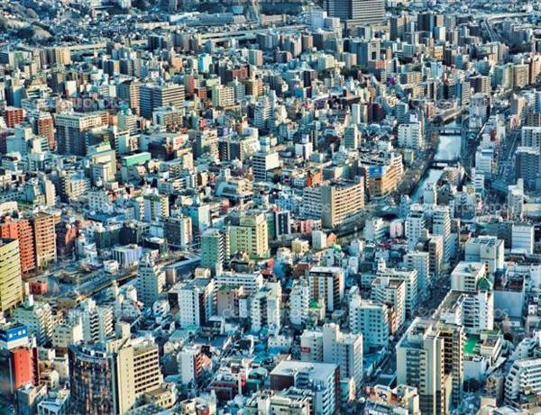 Perierga.gr-Το τσιμέντο των πόλεων προστατεύει τη Γη!