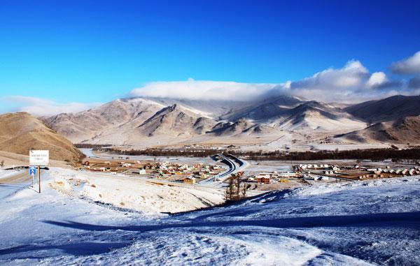 Η πιο παγωμένη πρωτεύουσα στον κόσμο!