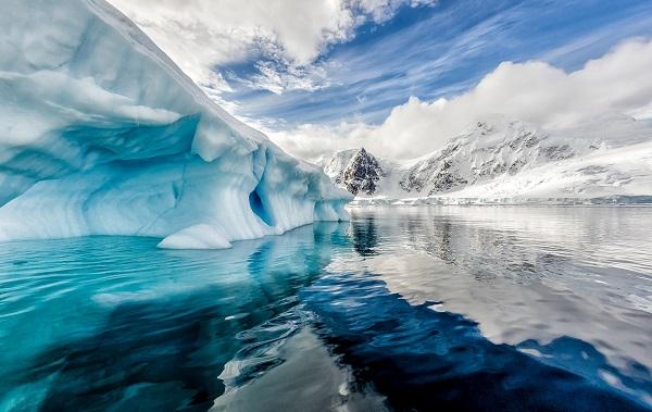 perierga.gr - Ο συναρπαστικός βυθός της Ανταρκτικής!