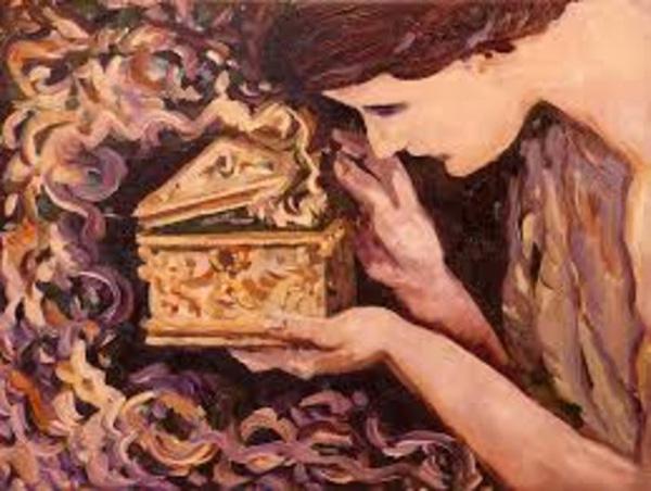 Αποτέλεσμα εικόνας για Το κουτί της Πανδώρας