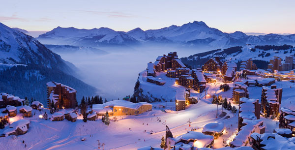 perierga.gr- Υπέροχα χωριά στολισμένα χριστουγεννιάτικα!