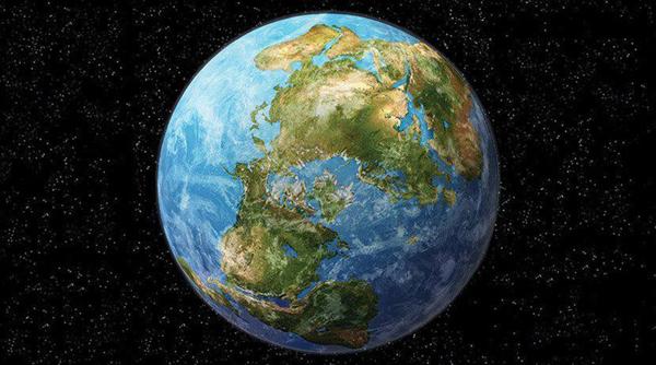 Perierga.gr-Έτσι θα μοιάζει η Γη σε 250 εκατομμύρια χρόνια