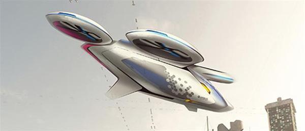 Perierga.gr-Ιπτάμενο αυτοκίνητο εντός του 2017 ετοιμάζει η Airbus