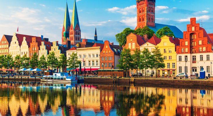 Lubeck: Πανέμορφη πόλη, Μνημείο Παγκόσμιας Κληρονομιάς!