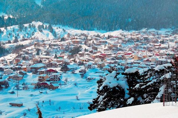Το ψηλότερο χωριό των Βαλκανίων είναι ελληνικό!