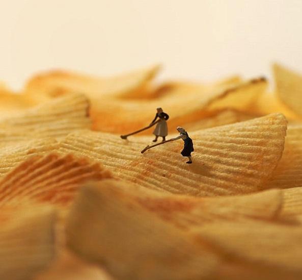perierga.gr - Υπέροχοι μικρόκοσμοι εντυπωσιάζουν!