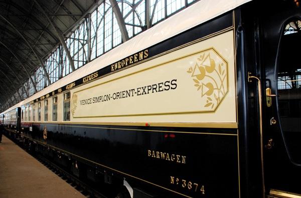 Το πιο πολυτελές τρένο της Ευρώπης!