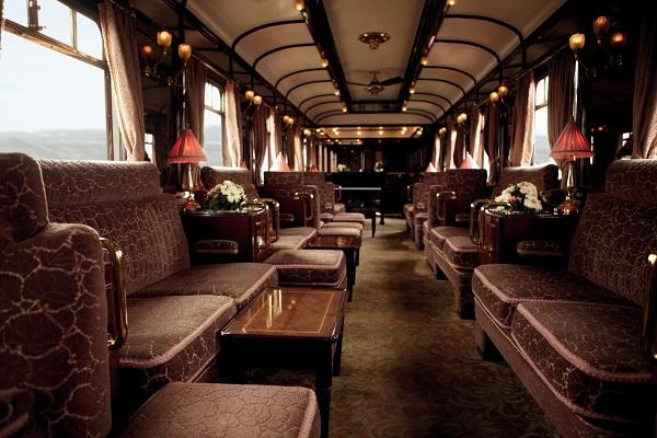 perierga.gr - Το πιο πολυτελές τρένο της Ευρώπης!