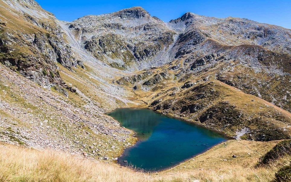 Λίμνη Calvaresc, Ελβετία