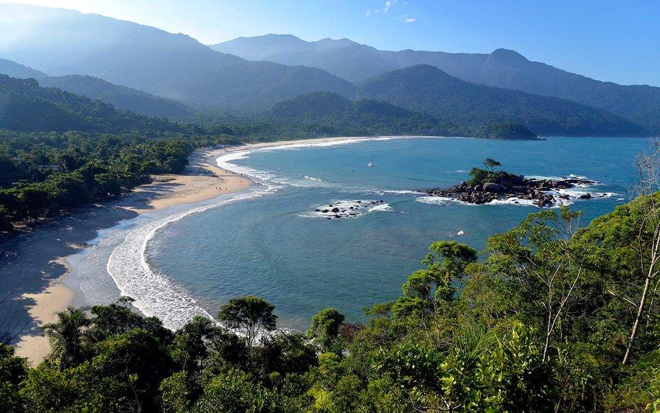 Praia de Castelhanos, Βραζιλία
