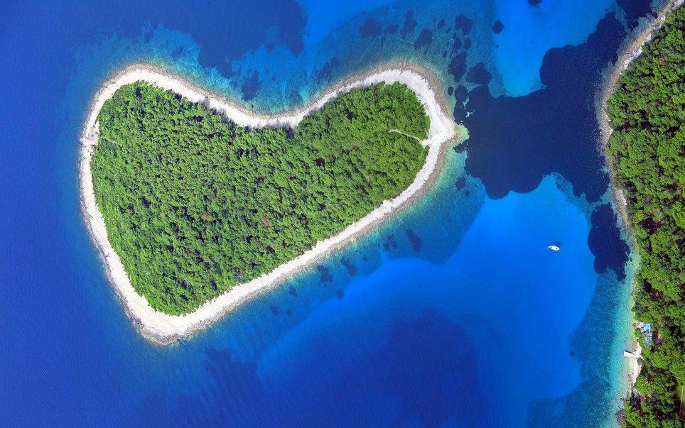 Νησί Μούρτερ, Κροατία