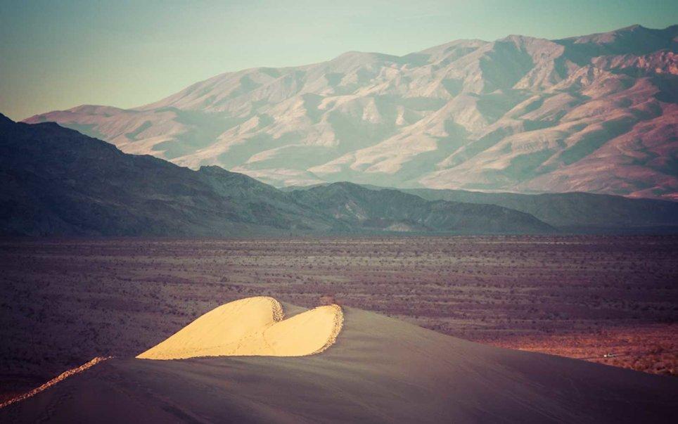 Κοιλάδα του Θανάτου, Καλιφόρνια