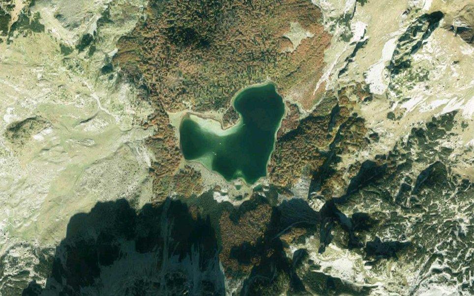 Λίμνη Trnovačko, Μαυροβούνιο