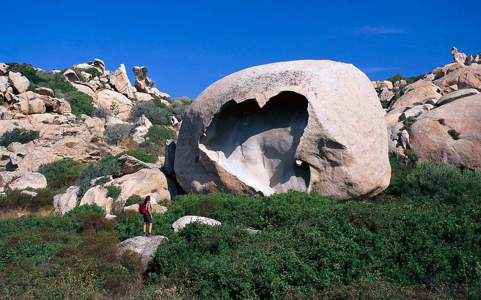 Tafoni Rock, Γαλλία