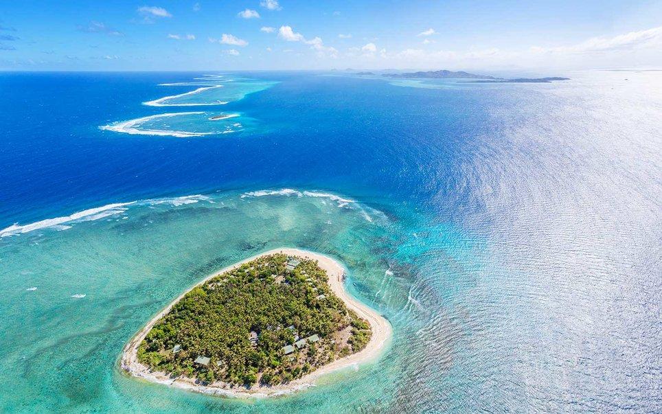 Νήσος Ταβαρούα, Φίτζι