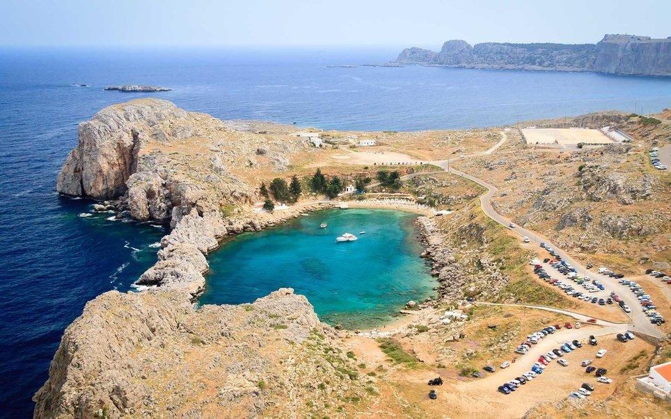 Λίνδος, Ελλάδα