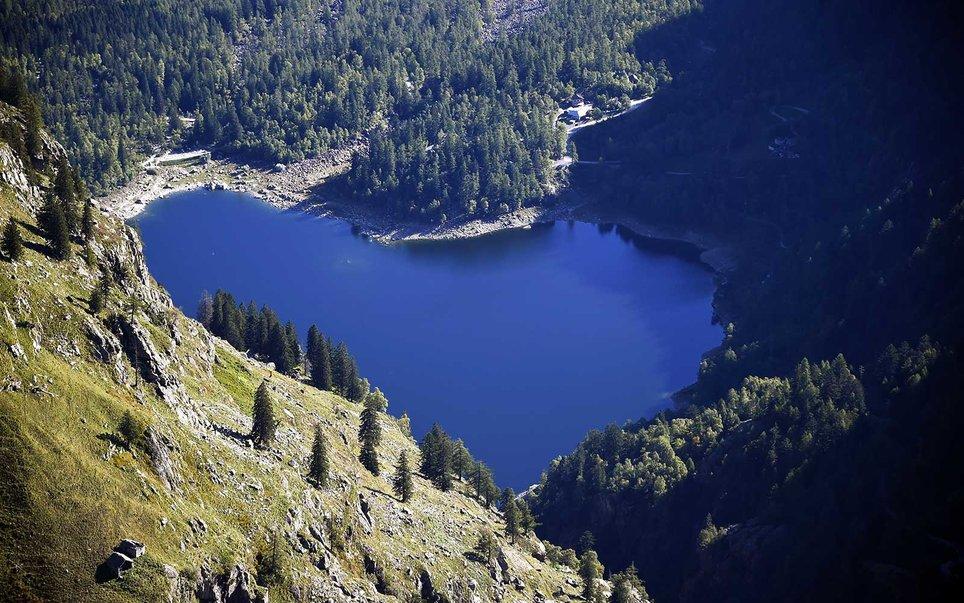 Λίμνη Antrona, Ιταλία