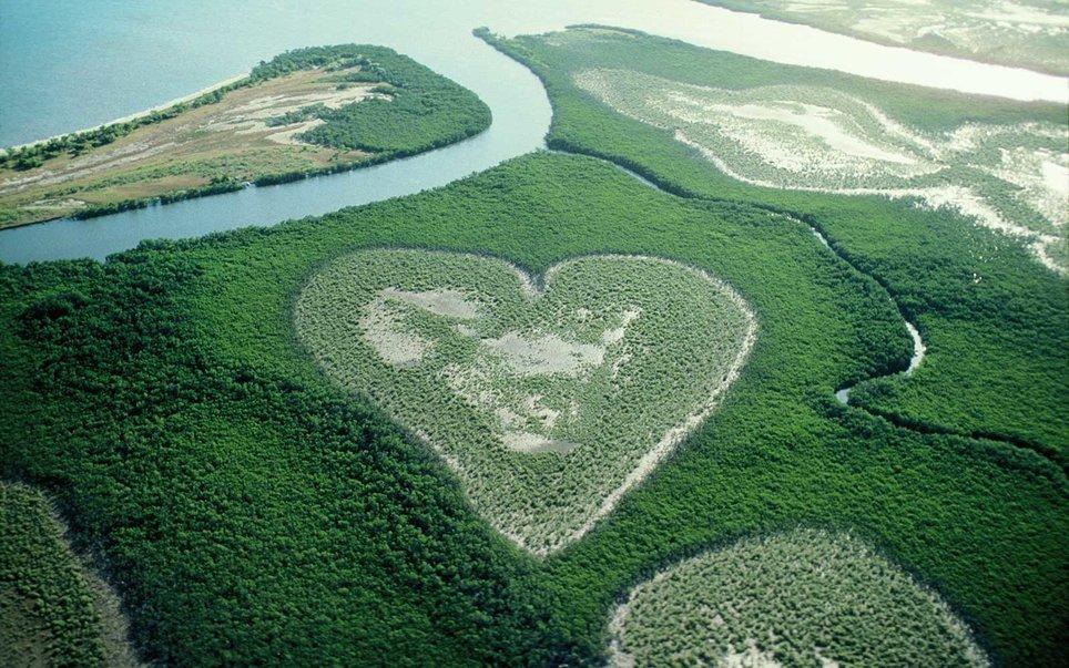 Cœur de Voh, Νέα Καληδονία
