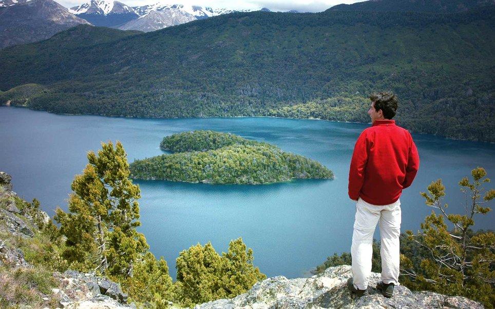 Νήσος Corazón, Αργεντινή