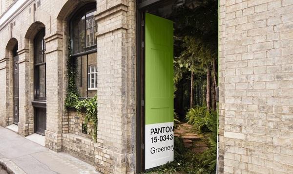 """perierga.gr - """"Πράσινο"""" δωμάτιο από την Arnb στο Λονδίνο!"""