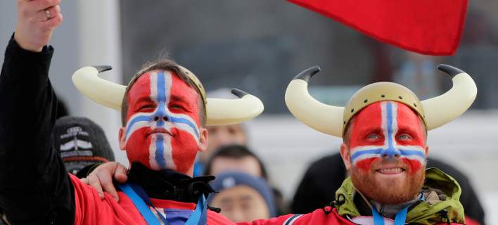 perierga.gr - Νορβηγία, «η πιο ευτυχισμένη χώρα στον κόσμο» - Στο νούμερο 87 η Ελλάδα!