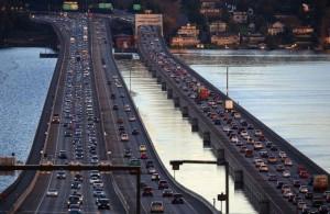 Οι πλωτές τσιμεντένιες γέφυρες του Σιάτλ