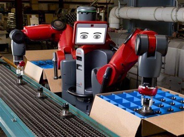 perierga.gr - Τα ρομπότ «έρχονται να πάρουν τις δουλειές σας»!