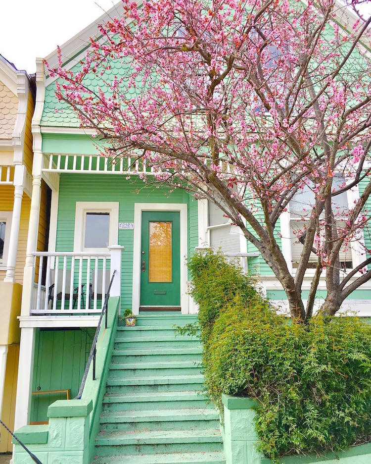 perierga.gr - Τα πολύχρωμα σπίτια του Σαν Φρανσίσκο!