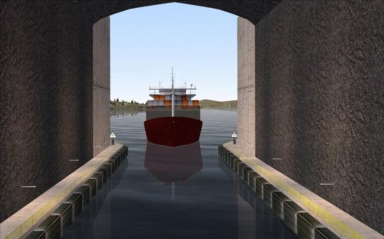 perierga.gr - Το πρώτο τούνελ για πλοία στον κόσμο