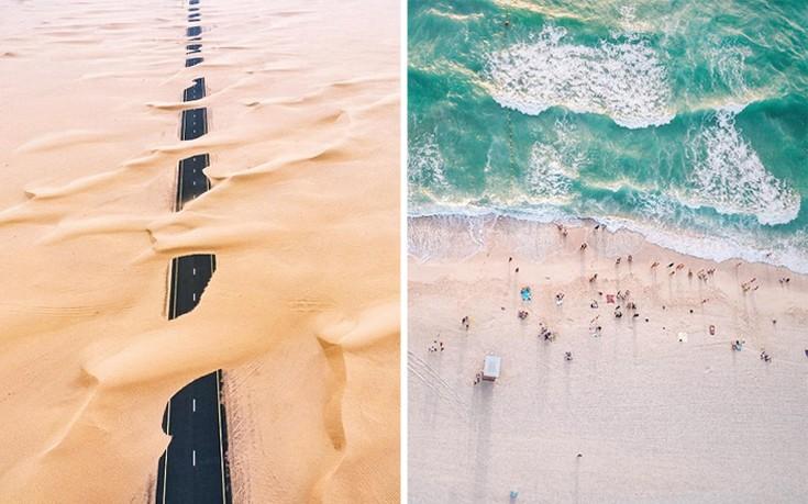 perierga.gr - Πανέμορφες αεροφωτογραφίες από τη Μέση Ανατολή!