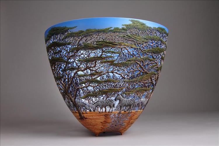 perierga.gr - Υπέροχες φυσικές εικόνες σκαλισμένες σε ξύλο!