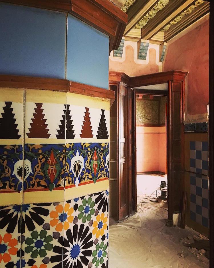 perierga.gr - Το πρώτο σπίτι που σχεδίασε ο Γκαουντί γίνεται μουσείο!