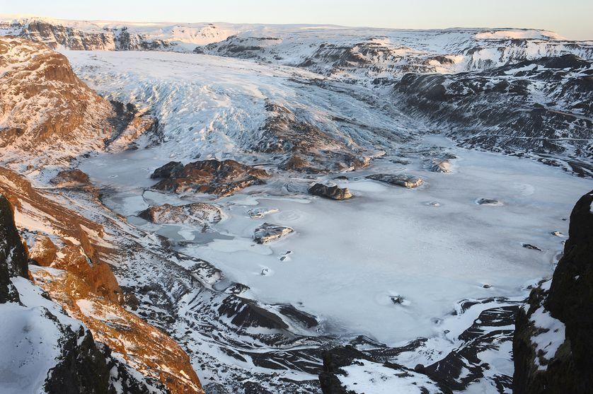 perierga.gr - Η αλλαγή των παγετώνων σε εικόνες πριν & μετά!