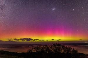 Υπέροχες εικόνες από το Νότιο Σέλας!