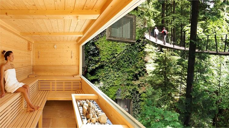 perierga.gr - Οι κατοικίες του μέλλοντος συνδυάζουν την αρχιτεκτονική με τη φύση!