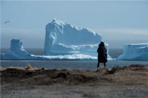 Όταν τα παγόβουνα ταξιδεύουν!
