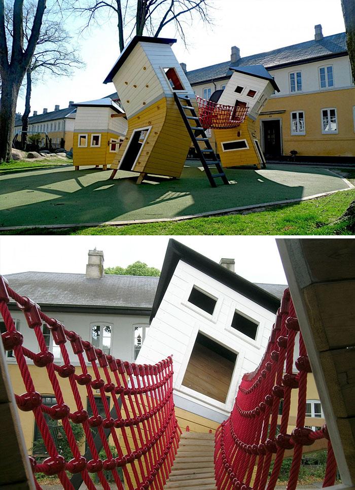 perierga.gr - Δημιουργικές παιδικές χαρές που δεν αντιστέκονται ούτε οι μεγάλοι!