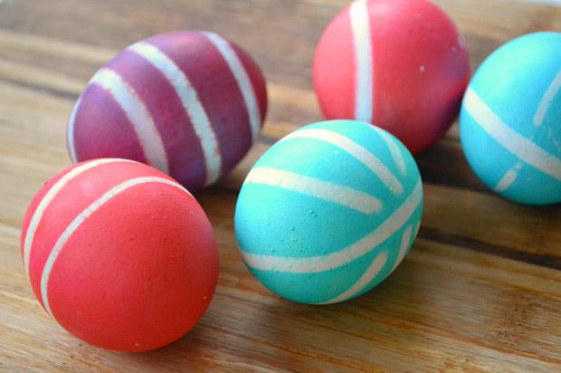Perierga.gr - Πασχαλινά αυγά: Εύκολες ιδέες διακόσμησης