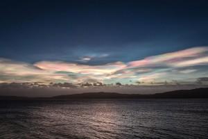 Μαργαριταρένια σύννεφα στον ουρανό!