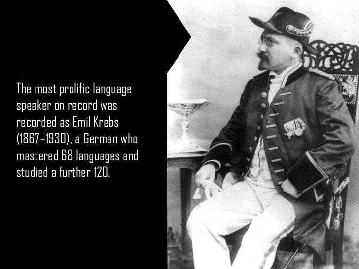 perierga.gr - Emil Krebs: Ο άνθρωπος που μιλούσε 68 γλώσσες!