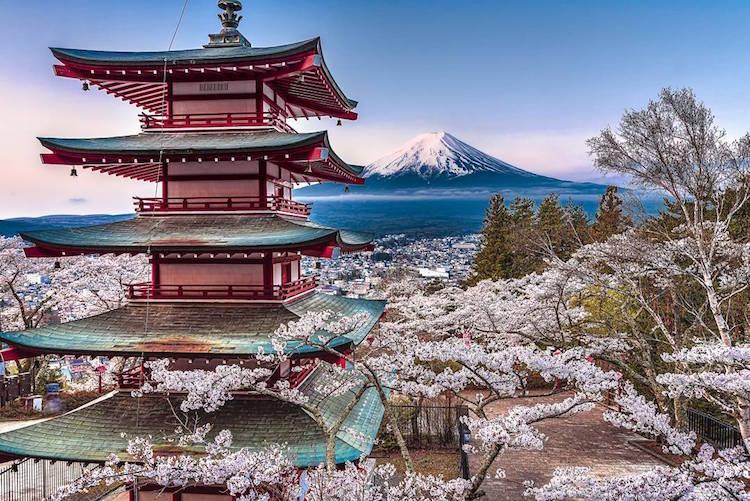 Φωτογραφίες από τη φύση της Ιαπωνίας μοιάζουν με ακουαρέλες!